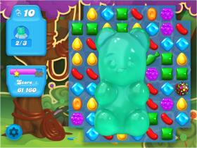 Le hit planétaire de King.com débarque en version flash complète et vous pouvez désormais y jouer sans inscription ni compte Facebook. Candy Crush Sag...