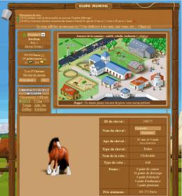 Jeu gratuit ze cheval mes jeux virtuels annuaire des - Mes combles gratuits avis ...
