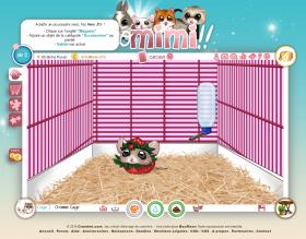 jeu gratuit cro mimi mes jeux virtuels annuaire des jeux gratuits en ligne. Black Bedroom Furniture Sets. Home Design Ideas
